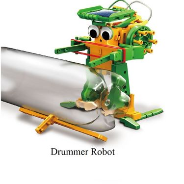 6 in 1 Educational Solar Robotic Recycler Kit