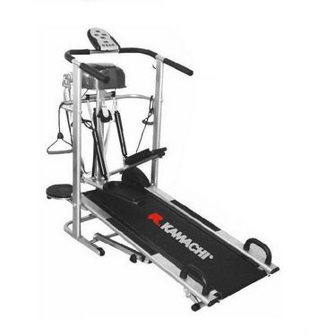 Kamachi 6 In 1 Manual Treadmill Jogger