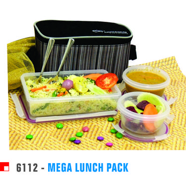 Princeware Mega Lunch Pack