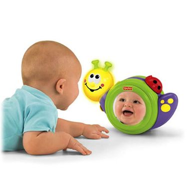 Mattel Fisher Price Go Baby Go! 1-2-3 Crawl-along Snail-R8639