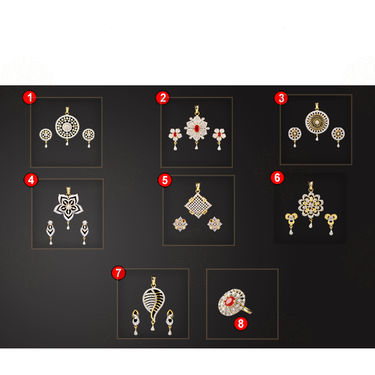 7 Stars Diamond Jewellery Collection