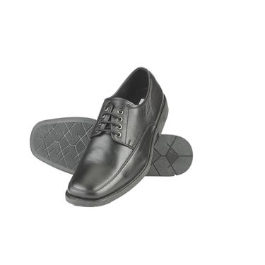 Delize Leather Formal Shoes 8062-Black