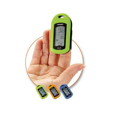 Nonin GO2-9570 LCD Pulse Oximeter-Green