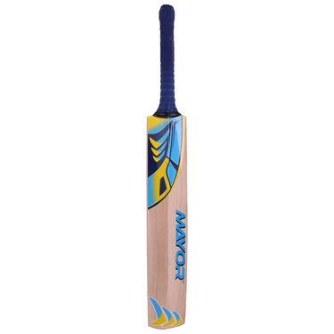 Mayor Natural Color Kashmir Willow Cricket Bat - 5