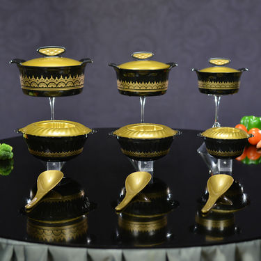 9 Pcs Royal Serving Set