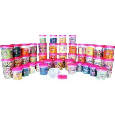 Princeware 42 Pcs Twister Container Set