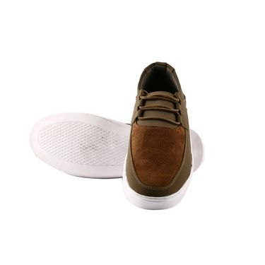 Bacca bucci  Canvas Shoes 978 - White & Olive