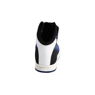 Bacca bucci Canvas  Casual Shoes 985 - Black & Blue