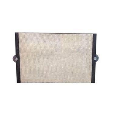 Auto furnish Universal Stick on Curtain For Car Windows Set of 4Pcs - Grey-AF1662-3