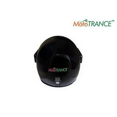 Mototrance AF2069 Autofurnish (MO-103) Road Dragon Full Face Helmet Multi Graphics (Black)(Large)