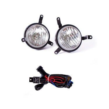 Chevrolet Beat Fog Light Lamp Set of 2 Pcs. With Wiring
