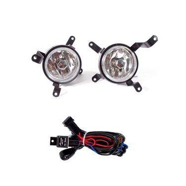 Maruti Suzuki Alto k10 Fog Light Lamp Set of 2 Pcs. With Wiring