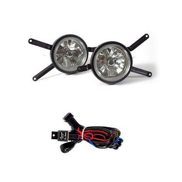 Maruti Suzuki Eeco Versa Fog Light Lamp Set of 2 Pcs. With Wiring