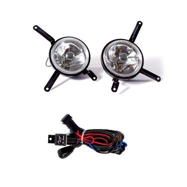 New Maruti Suzuki Esteem Fog Light Lamp Set of 2 Pcs. With Wiring