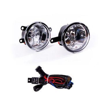 New Toyota Innova 2012 Fog Light Lamp Set of 2 Pcs. With Wiring