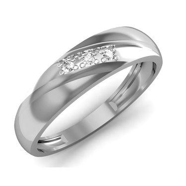 Ag Real Diamond Malika Ring_AG0045w