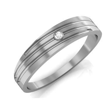 Ag Real Diamond Sakshi Ring_AG0088w