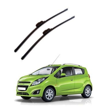 AutoStark Frameless Wiper Blades For Chevrolet Beat (D)22