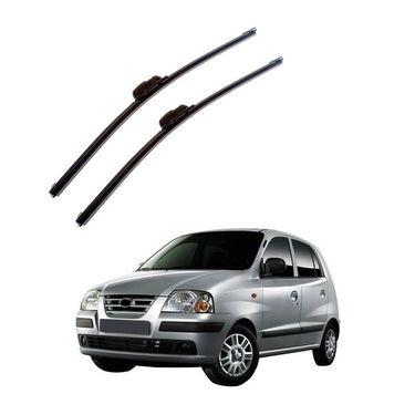 AutoStark Frameless Wiper Blades For Hyundai Santro (D)20