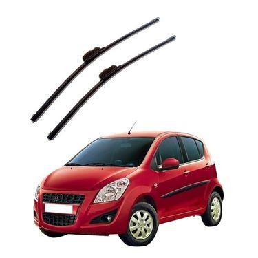 AutoStark Frameless Wiper Blades For Maruti Ritz (D)22