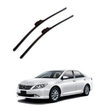 AutoStark Frameless Wiper Blades For Toyota Camry New (D)24