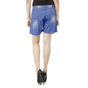 Pack Of 3 Uber Urban Denim Shorts-UB-08
