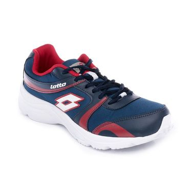 Lotto Mesh Sports Shoes AR3171 -Navy & Red