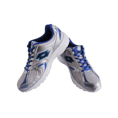 Lotto Mesh Sports Shoes AR3192 -Silver & Navy