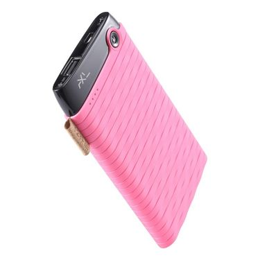 AXL LPB060 6000mAh Power Bank - Pink