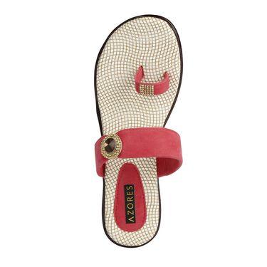 Azores Womens Pink Sandals -Azf_9Pi