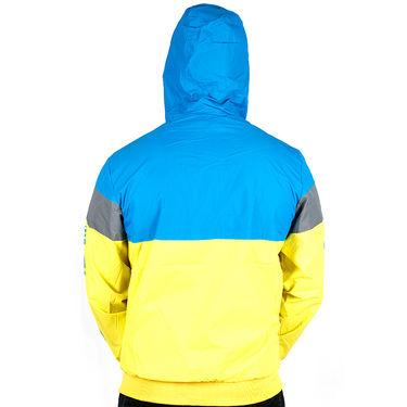 Adidas Men Full Sleeves Jacket_Adidas04 - Yellow