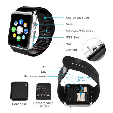 Advanced Smart Watch Mobile