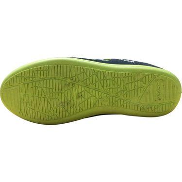 Mayor  Amaze Navy, Lime Green Shoes - 8