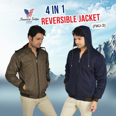 4 in 1 Reversible Jacket (TWJ2)