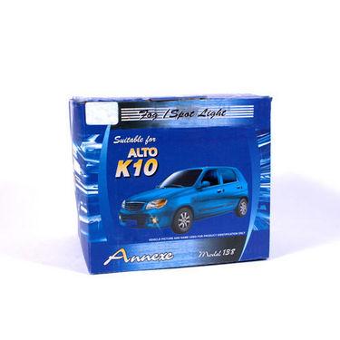 Set of 2 Pcs Annexe Fog Light Lamp For Maruti Suzuki Alto K10