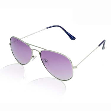 Pack of 2 Aoito Aviator Sunglasses_AO-38ORGBLA64 + AO-36PURPLEA17