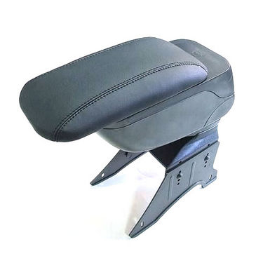 Armrest for Chevrolet Spark Car - Black