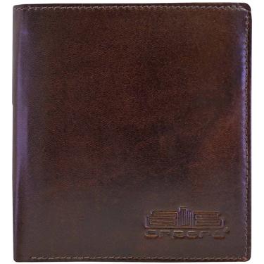 Arpera Leather Wallet for Men - Brown_C11442-2