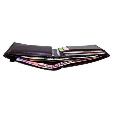 Genuine Leather Wallet For Men - Brown_12436436