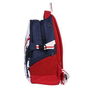 Be for Bag Poly Canvas Backpack Blue -Ayden