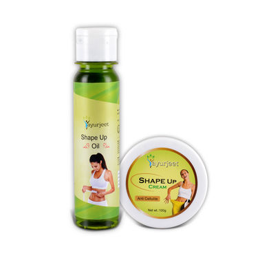 Ayurjeet Herbal - 2 Pcs Slimming Shape up Combo