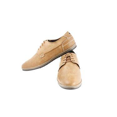 Bacca Bucci PU  Casual Shoes  Bbmb3079E -Beige