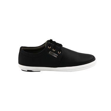 Bacca Bucci PU Casual Shoes  Bbmb3086A -Black