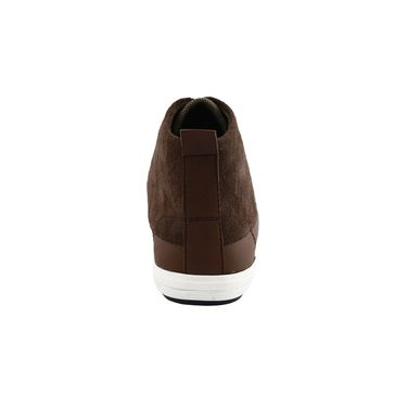 Bacca Bucci PU & suede  Casual Shoes  Bbmb3088C -Brown