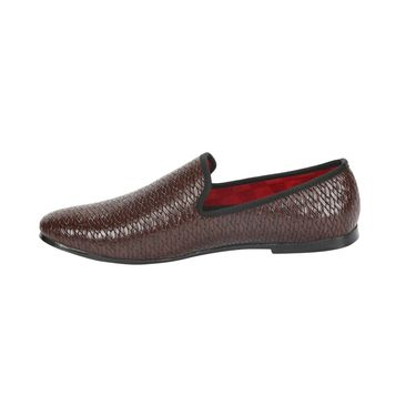 Bacca Bucci PU Brown Casual Shoes -Bbmb3116C