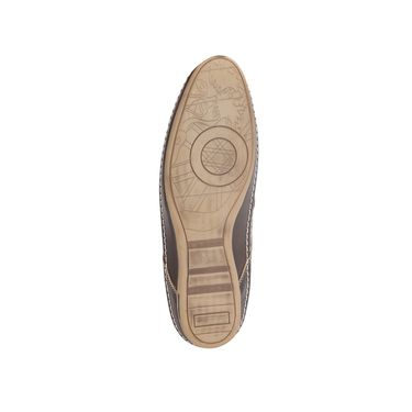 Bacca Bucci PU Brown Casual Shoes -Bbmb3125C