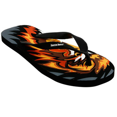 Bacca Bucci EVA Flip-Flops  Bbmd5010K -Multicolor