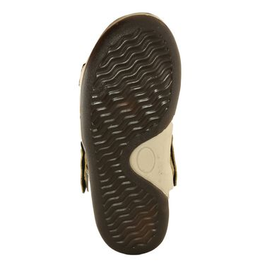Bacca Bucci Genuine Leather Tan  Sandals -Bbme6025D