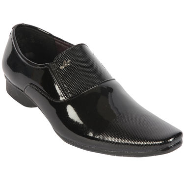 Bacca Bucci PU  Formal Shoes  Bbmf7020A -Black