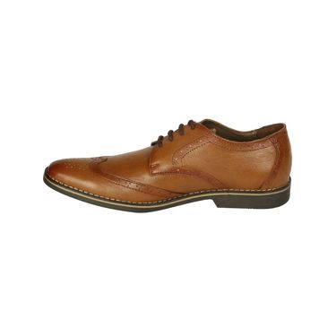 Bacca bucci Leather  Formal Shoes Bb017 _Brown